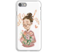 All the Love, H iPhone Case/Skin