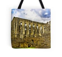 Rievaulx Abbey - North Yorkshire. Tote Bag