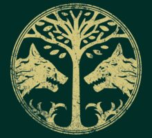 The Iron Banner - Distressed T-Shirt