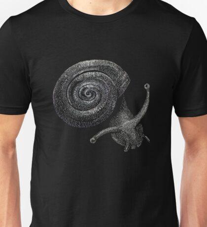 Fibonacci's Snail Unisex T-Shirt