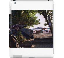 Playa Beach Bar Seminyak Bali iPad Case/Skin