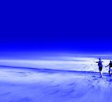 FUN ON THE BEACH by leonie7