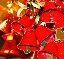 Christmas Bells by Franz Roth
