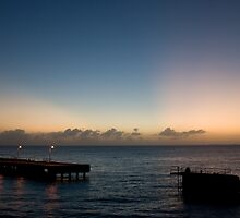 Sunset at Key West by julie08