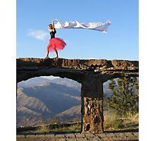 The View at Knapp's Castle Photographic Print