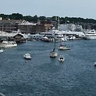 Newport RI by vernonkilby