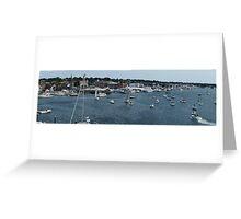 Newport RI Greeting Card