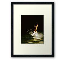 Utai Framed Print