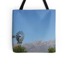 Organ Mountians Tote Bag