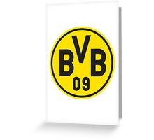 Dortmund Greeting Card