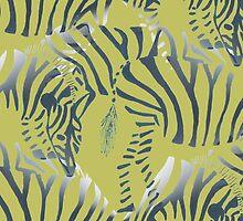 Zebras by meoise