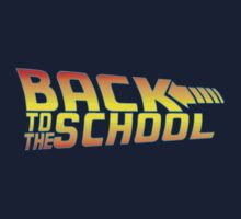 Back to the school Baby Tee