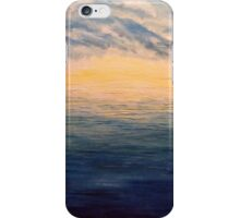 Rye sunset iPhone Case/Skin