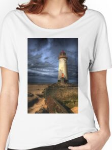 The Abandoned Lighthouse Women's Relaxed Fit T-Shirt