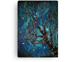 A Night Under the Stars Canvas Print