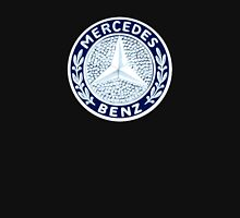 Classic Car Logos: Mercedes-Benz Unisex T-Shirt