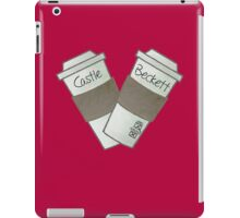 coffee heart iPad Case/Skin