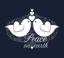 Peace on earth by red addiction