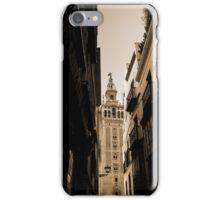 Seville - La Giralda  iPhone Case/Skin