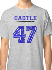 Castle 47 Jersey Classic T-Shirt