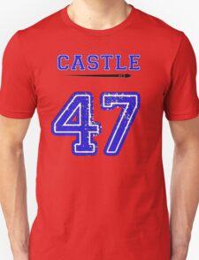 Castle 47 Jersey Unisex T-Shirt