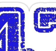 Castle 47 Jersey Sticker
