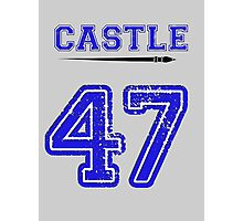 Castle 47 Jersey Photographic Print