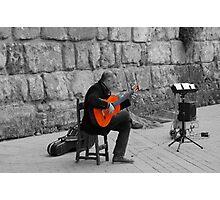 Seville - Splash of Flamenco  Photographic Print