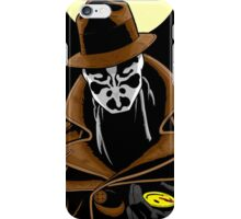 Rorschach - Watchmen iPhone Case/Skin