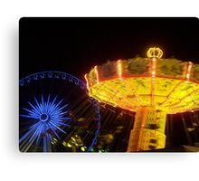Fun Fair Canvas Print