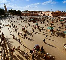Marrakesh by Kerry Dunstone
