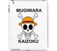 Mugiwara Kaizoku iPad Case/Skin
