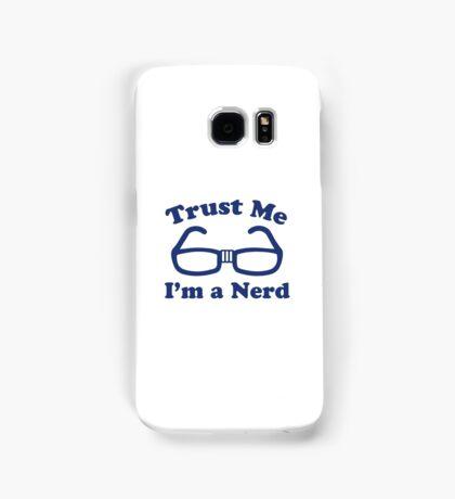 Trust Me I'm A Nerd Samsung Galaxy Case/Skin