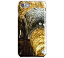 Seville - Of a Might Divine - The Cathedral  iPhone Case/Skin