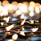 Candles En-masse by Darren Freak