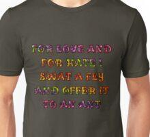 Haiku 1 Unisex T-Shirt