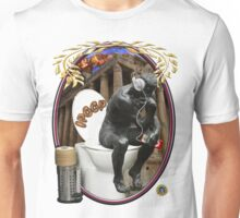 IPoop Thinker Unisex T-Shirt
