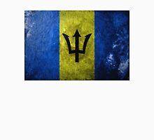 Barbados Grunge Unisex T-Shirt