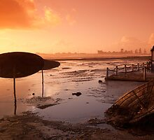 Essaouira Sunset by Kerry Dunstone