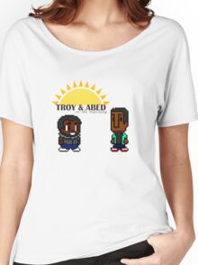 Troy and Abed in the mooooorning! Women's Relaxed Fit T-Shirt