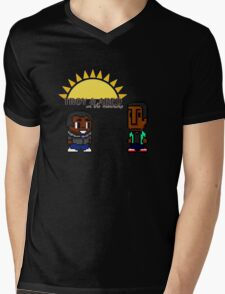 Troy and Abed in the mooooorning! Mens V-Neck T-Shirt