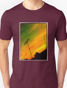 Long Beach Sunset T-Shirt