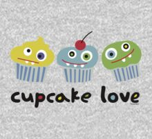 Cupcake Love - beige Kids Clothes