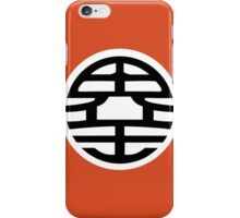Dragon Ball Z Goku iPhone Case/Skin