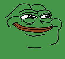 mean green meme pepe the frog by stelllarum