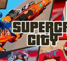 Supercross 2016 season on GTA Style Sticker