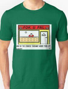 Failed Takeaway. Unisex T-Shirt