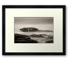 The Cancer of Time IV Framed Print