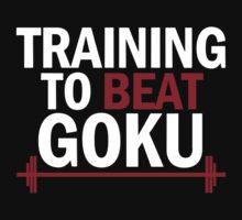 Training To Beat Goku Dragon Ball Z by ClashCity