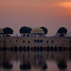 Lake Palace, Jaipur by Neville Bulsara